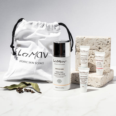 La Mav® Hydrated & Glowing Gift Set