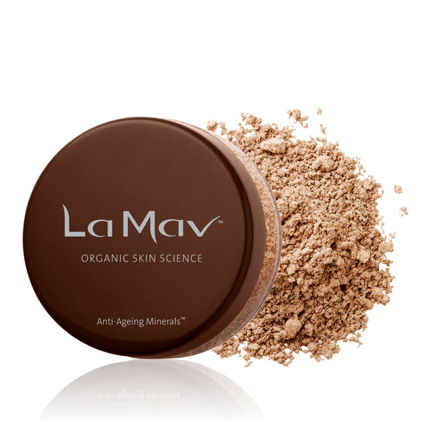 La-Mav-Anti-Ageing-Mineral-Foundation-Dark