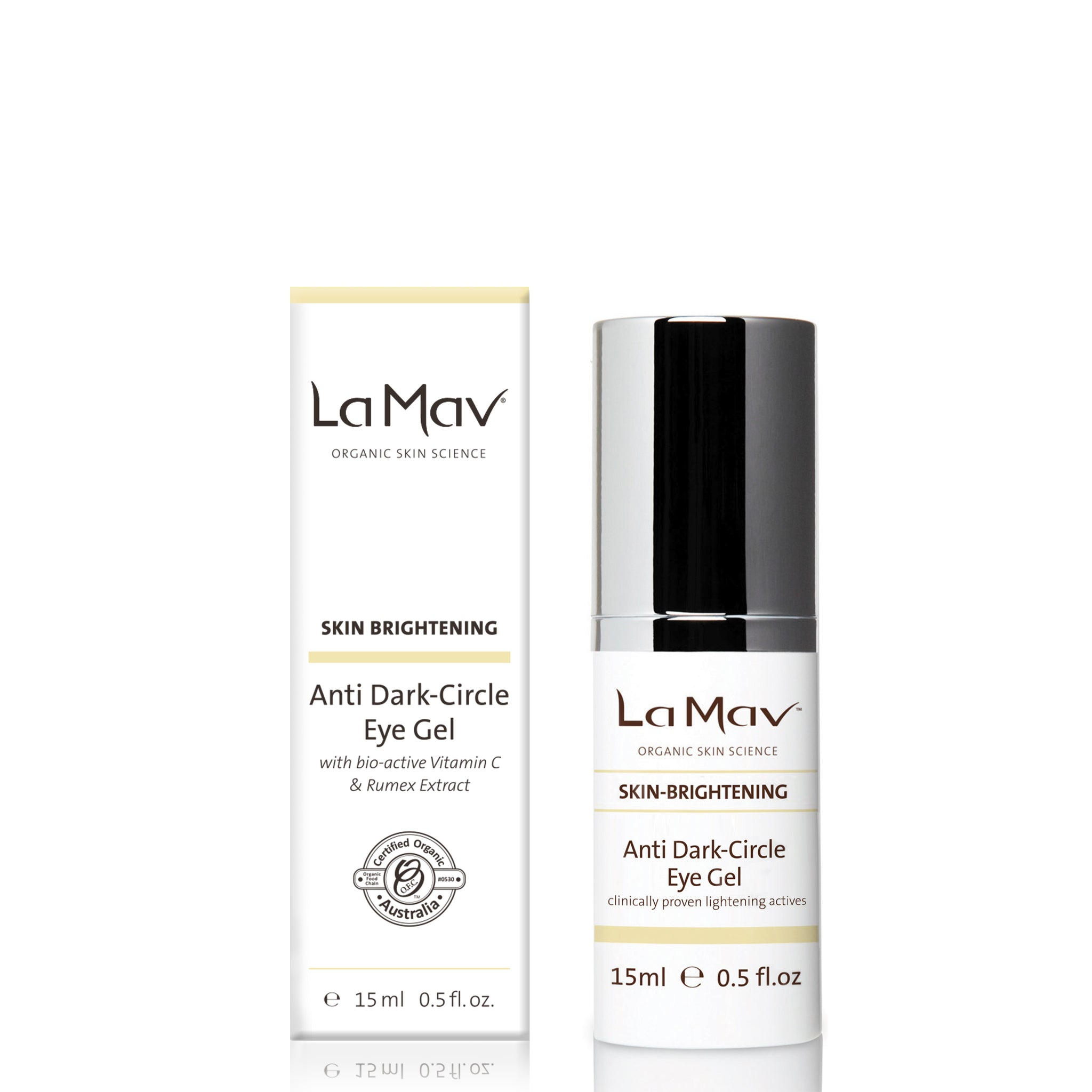 La Mav® Anti-Dark Circle Eye Gel 15ml