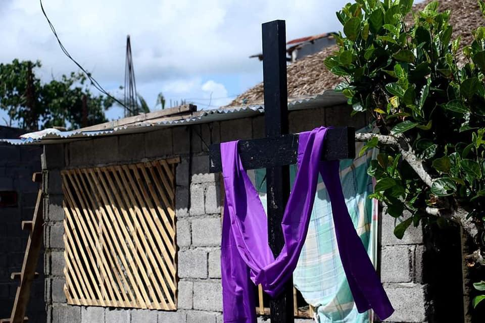 Holy Week in our homes