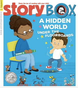 STORY BOX - BACK ISSUE June 2019