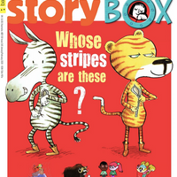 STORY BOX - BACK ISSUE January 2020