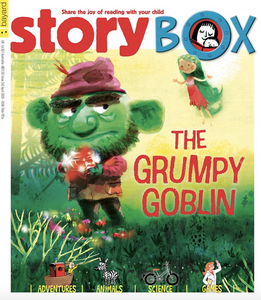 STORY BOX - BACK ISSUE April 2020