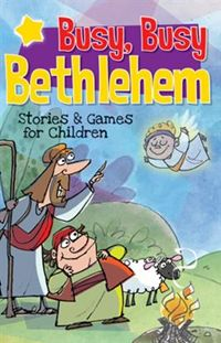 Busy, Busy Bethlehem (Booklet)