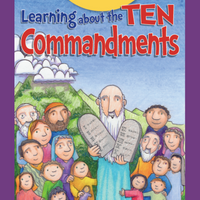 Learning about the Ten Commandments
