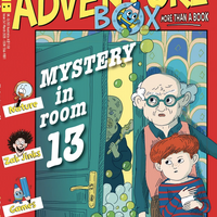 ADVENTURE BOX - BACK ISSUE March 2020
