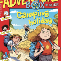 ADVENTURE BOX - BACK ISSUE April 2020