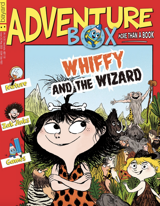ADVENTURE BOX - BACK ISSUE May 2020