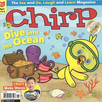 CHIRP- BACK ISSUE June 2020