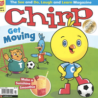 CHIRP- BACK ISSUE July 2020