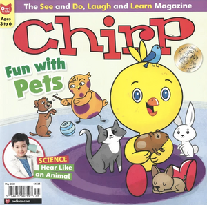 CHIRP- BACK ISSUE May 2020