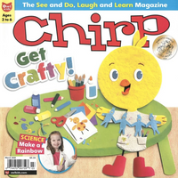 CHIRP- BACK ISSUE March 2020
