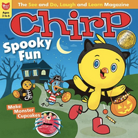 CHIRP- BACK ISSUE October 2019