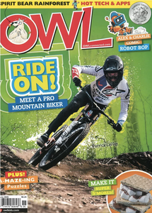 OWL - BACK ISSUE June 2020