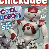 CHICKADEE- BACK ISSUE January 2020