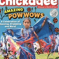 CHICKADEE- BACK ISSUE JUNE 2020