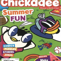 CHICKADEE- BACK ISSUE JULY 2020