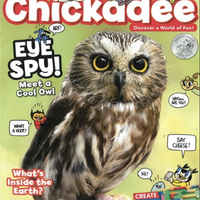 CHICKADEE- BACK ISSUE NOVEMBER 2020