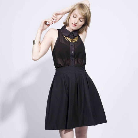 Alisa Dress - Black