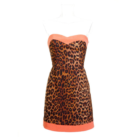 Favorite Dress - Leopard