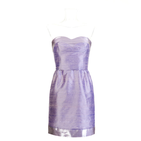 Favorite Dress - Lilac and Metallic Lilac