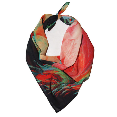 Balearic Scarf - Floral Print