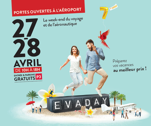Salon Evaday - 27 et 28 avril 2019
