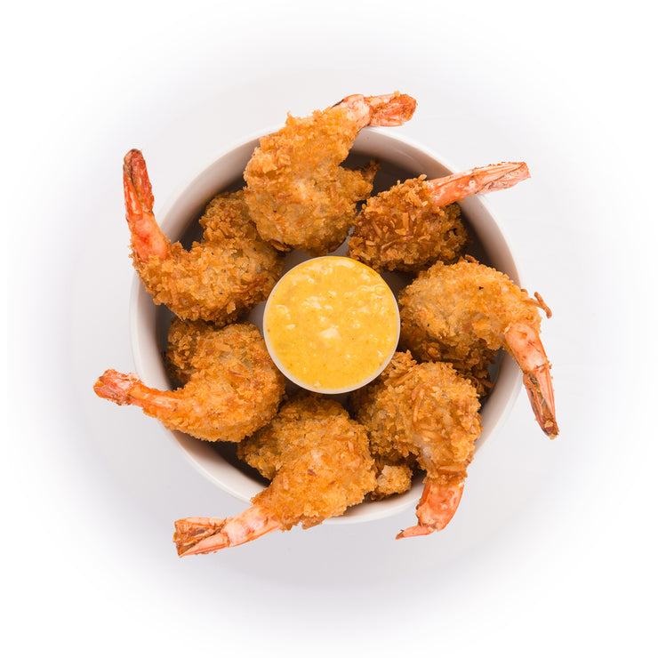 Jumbo Coconut Shrimp Appetizer