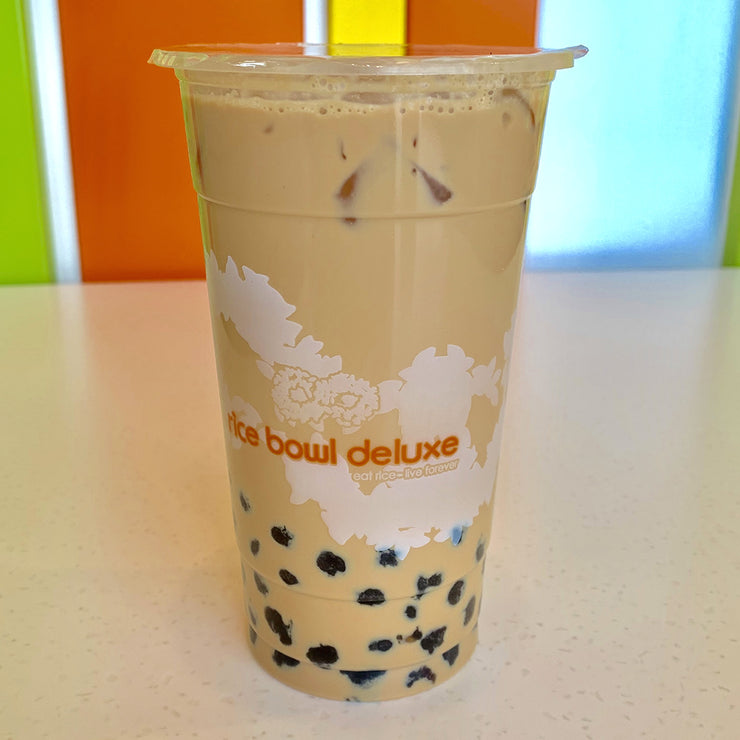 Taiwanese Boba Milk Tea