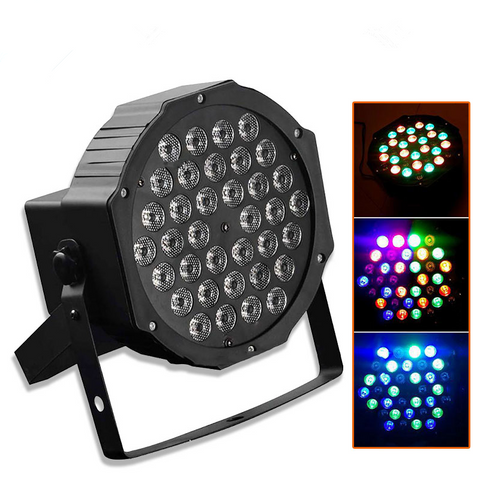 36 LED Par Light RGB DMX-512 Sound Actived Magic Effect Stage light