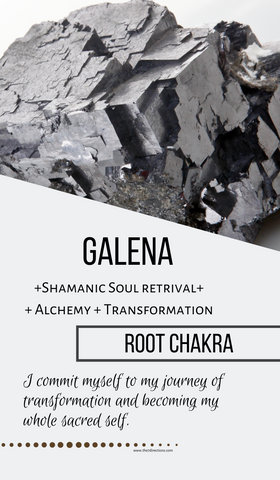 Galena metaphysical meaning by the 7 directions