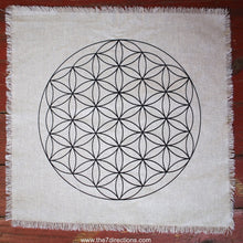 Load image into Gallery viewer, Flower of life crystal grid - The7directions