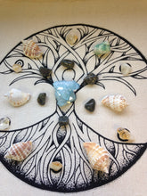 Load image into Gallery viewer, Tree of Life crystal grid * free shipping - The7directions
