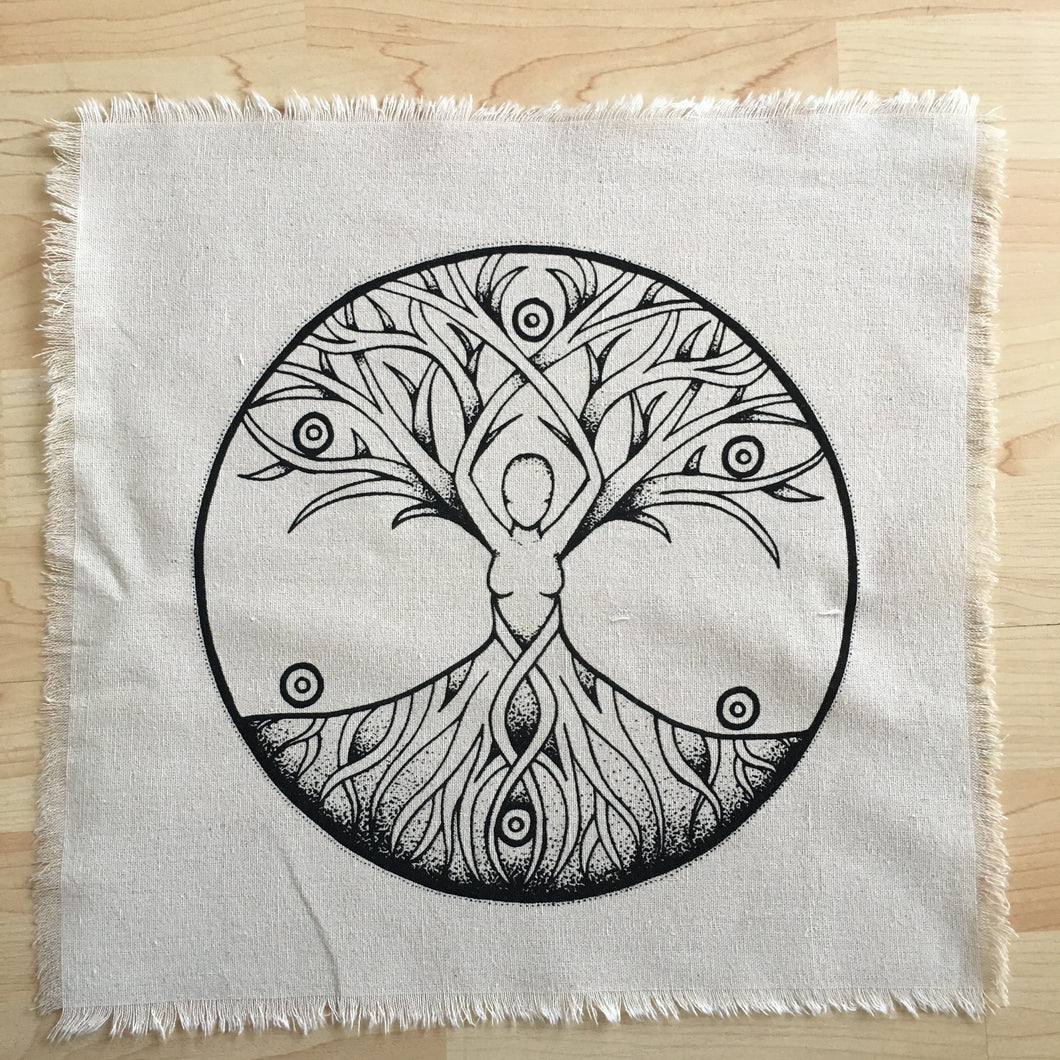Tree of Life crystal grid * free shipping - The7directions