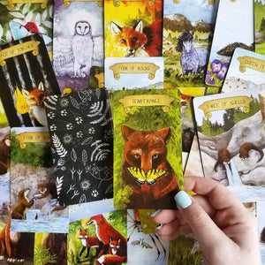 Tarot Fauna Digital Guidebook
