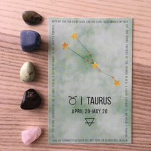 Load image into Gallery viewer, Taurus Sacred Geometry Constellation Crystal Grid - The7directions