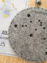 Aquarius Sacred Geometry Constellation Crystal Grid