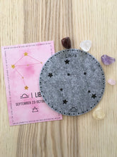 Libra Sacred Geometry Constellation Crystal Grid