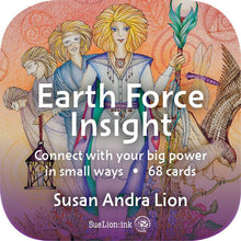 Earth Force Insight Affirmation Deck ** - The7directions