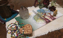 Spontaneous Sacred Spaces-small book of Earth altars - The7directions