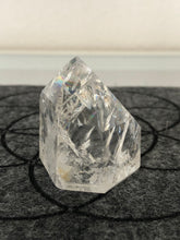 Clear quartz Fire and Ice tower Clarity generator X33 - The7directions