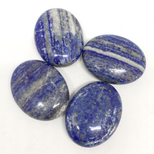 Lapis Lazuli palm stone - The7directions