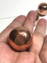 "Load image into Gallery viewer, Copper Sphere Grounding 1"" SC5 - The7directions"