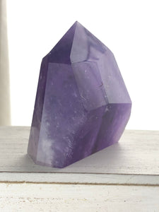 Smoky Amethyst tower protection spiritual awakening YM4 - The7directions