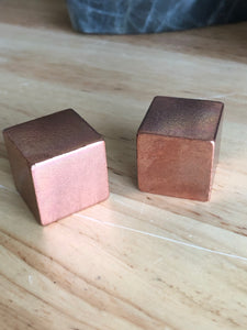 "1"" Copper cubes XF2 - The7directions"