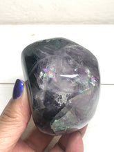 Load image into Gallery viewer, Rainbow Fluorite free form YT3