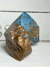 Load image into Gallery viewer, Apatite Jasper large semi polished Free Form from Brazil ZN4
