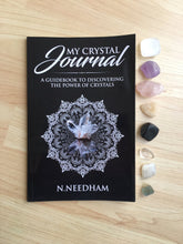 Load image into Gallery viewer, Crystal Journal and Crystals set - The7directions