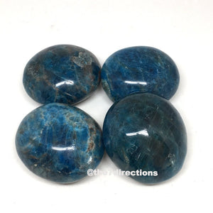 Apatite palm stone - The7directions