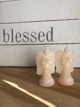 "Load image into Gallery viewer, 3.9"" Angel statue candles altar XSS - The7directions"